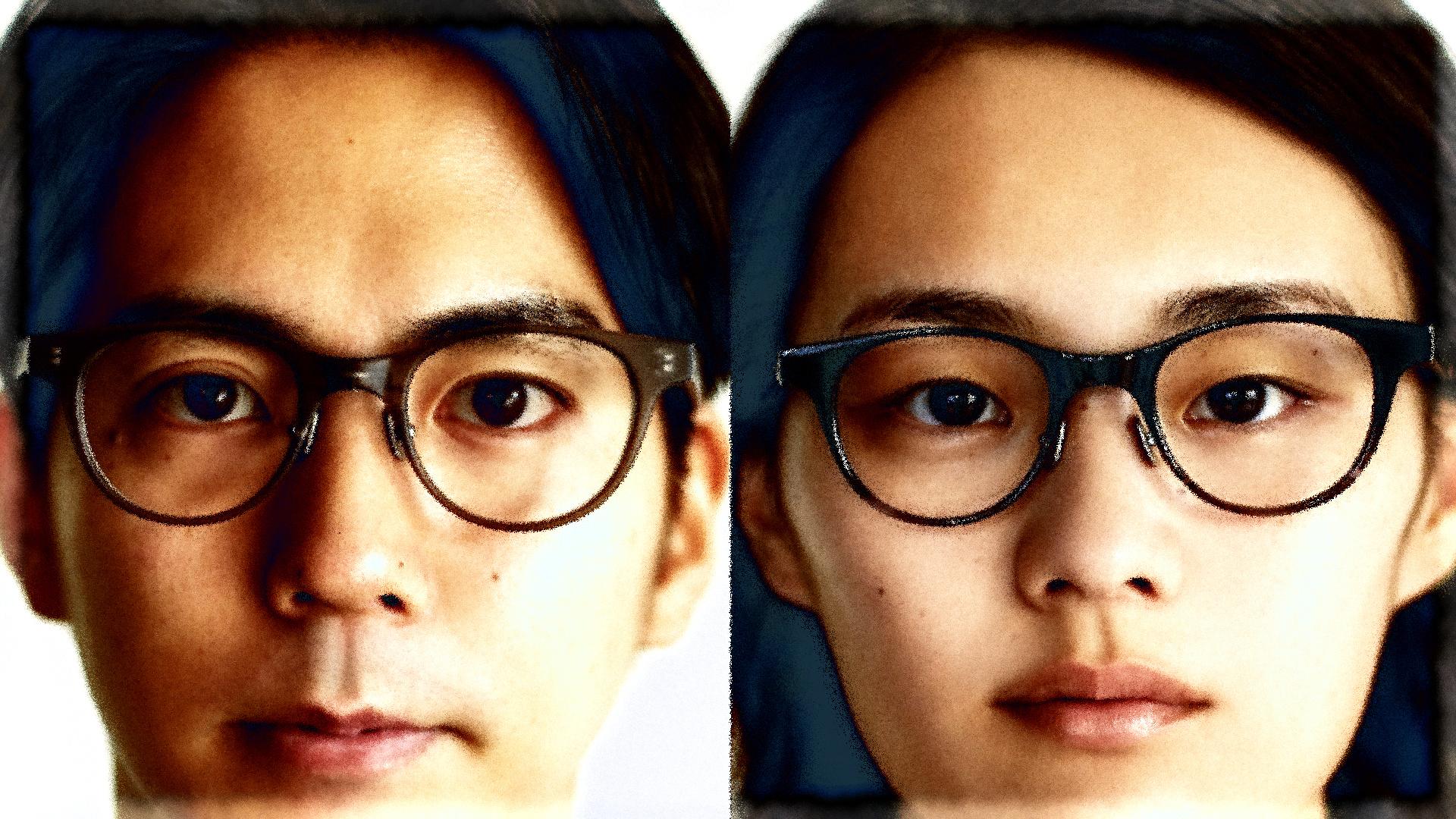 おしゃれなメガネ DJUAL | 静岡 海野眼鏡店