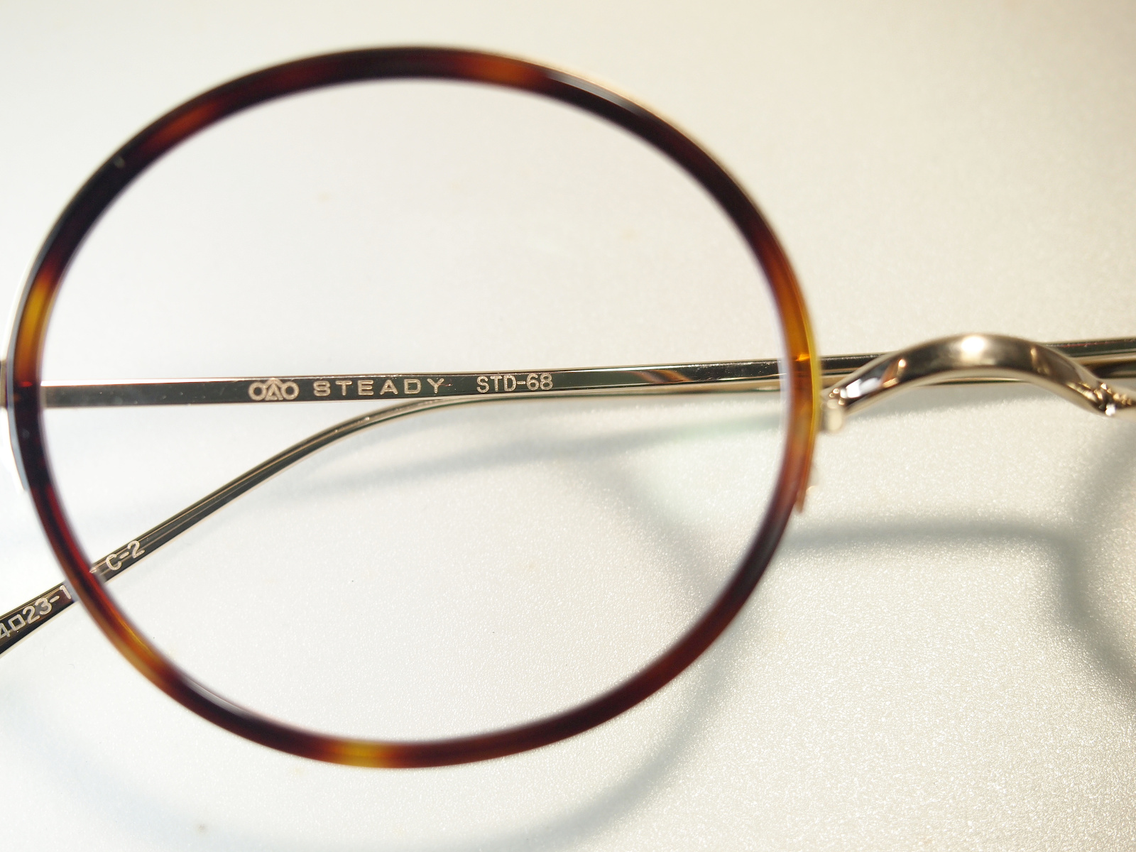 THE ORDINALY SPECTACLES