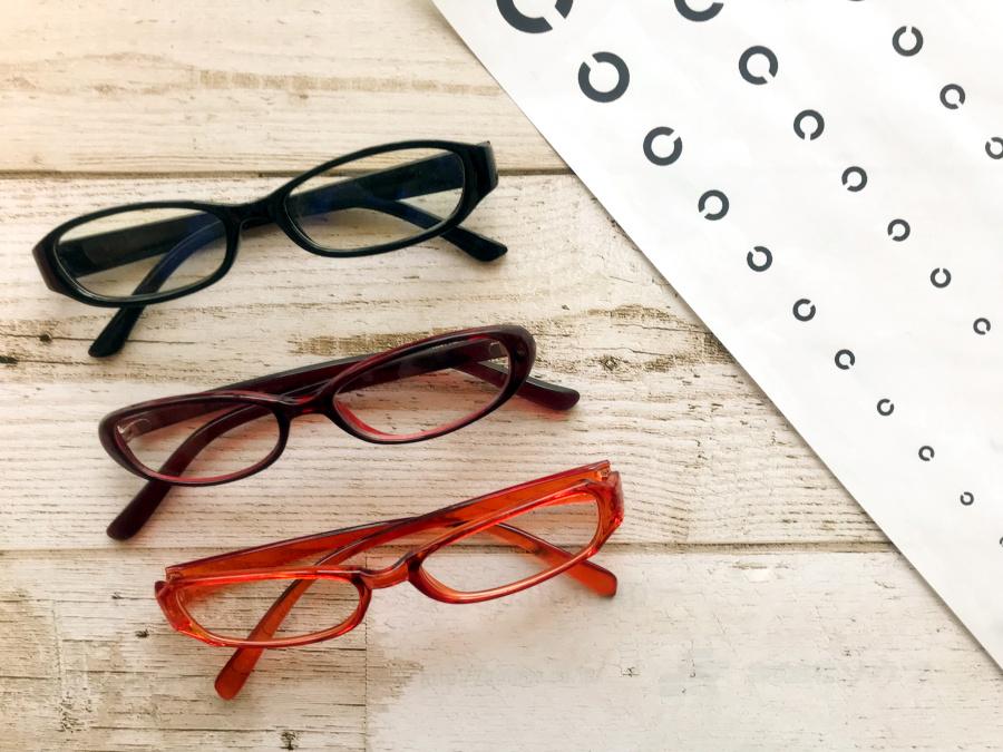 視力検査でのお願い