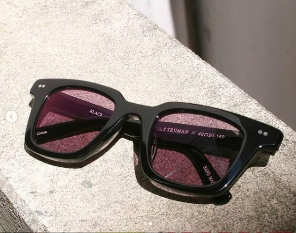 BLACKFLYS TRUMAN + 調光レンズ